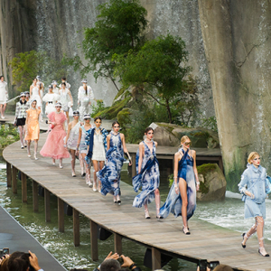 Don't go chasing waterfalls: PFW recap
