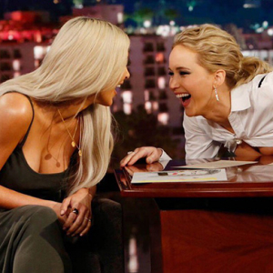 5 things we learned from Kim Kardashian's interview with Jennifer Lawrence