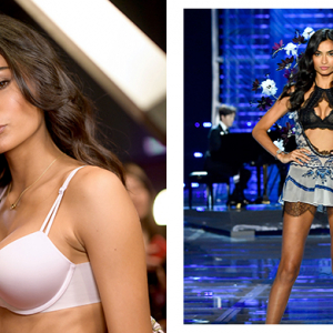 Victoria's Secret model Kelly Gale's post-show indulgences