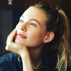 Behati Prinsloo has landed a pretty big beauty gig