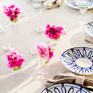 Greek chic: Dior Maison x Themis Zouganeli tableware collection
