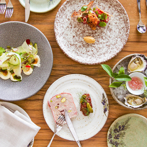 A touch of French summer dining has opened in Sydney