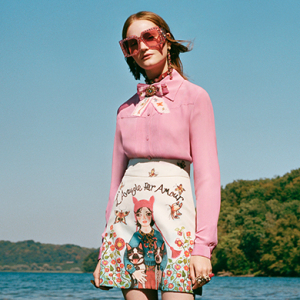 Gucci just dropped another dreamy collaboration for you to lust over