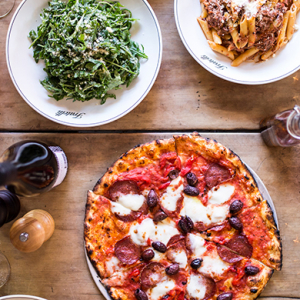Sydney's East scores an al fresco pizza, pasta and craft beer eatery
