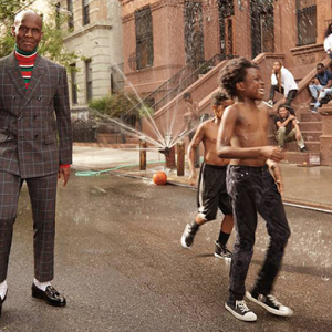 Dapper Dan and Gucci settled their feud in the BEST way