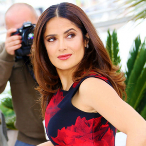 You can drink or wear Salma Hayek's new beauty smoothie range