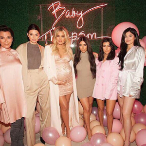 Inside Khloé Kardashian's gorgeous, over the top baby shower