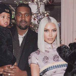 Kim Kardashian and Kanye West welcome baby girl!