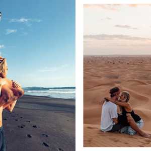 The most loved-up couples on Instagram