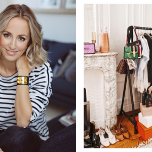 Fanny Moizant, co-founder of Vestiaire Collective shares her vintage shopping tips