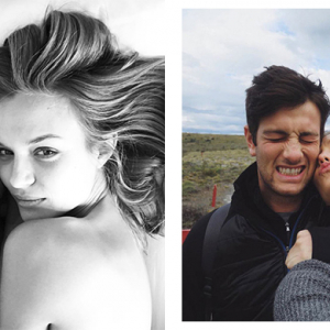 Loved up: the boyfriends and husbands of Victoria's Secret models