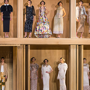 Highlights from Spring '16 Haute Couture so far