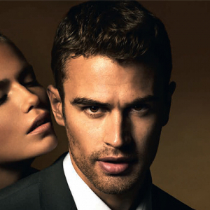 Who's that guy? Theo James gets sexy for Hugo Boss