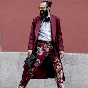 Street style: the best-dressed men at Milan Fashion Week