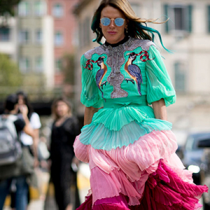 Street style: the best of Milan Fashion Week so far