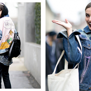Tomboys: how to do the NEW model off-duty