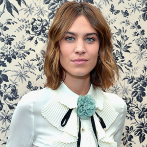 Alexa Chung is set to launch her own fashion label