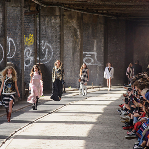 London has a pink moment: LFW days 3 and 4