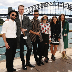 Guess who? Australia's top fashion designers awarded
