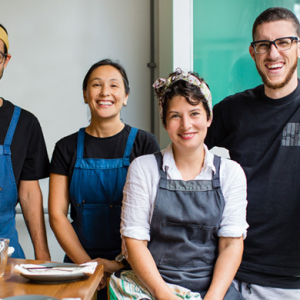 Chef-takeover: the Darlinghurst haunt with a Jewish-inspired menu