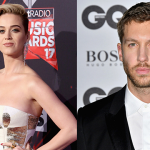 Have Katy Perry and Calvin Harris written a Taylor Swift diss track together?