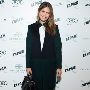 Women in the arts: Dasha Zhukova