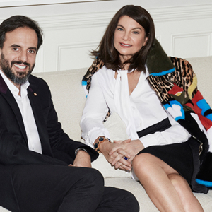 Net-a-Porter founder Natalie Massenet reveals her next move