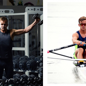 Olympic rower David Watts talks training, diet and life after Rio