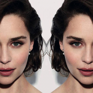 Emilia Clarke just scored her first beauty gig