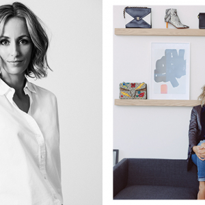 The French-born entrepreneur bringing you pre-loved designer