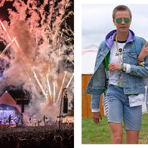 Mud, sweat & beers: what went down at Glastonbury 2017