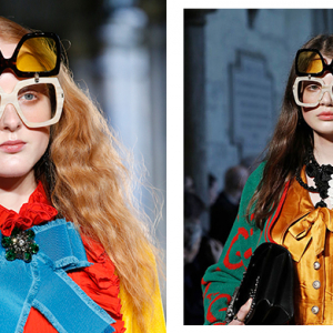 Gucci girl hair: how to get the look