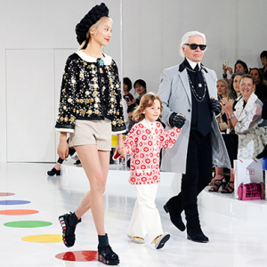 Karl does K-Pop: a kaleidoscope of colour at Chanel Cruise 15/16
