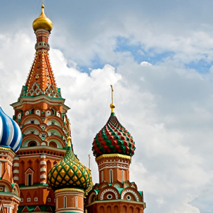 Buro city guide: Moscow