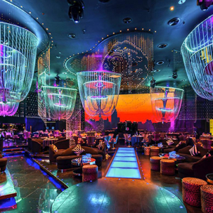Top 10: the world's most luxurious nightclubs
