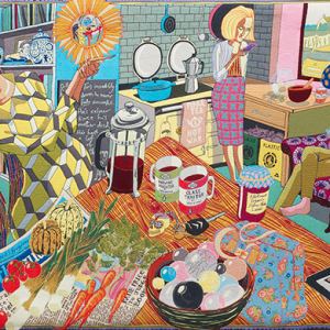 Transvestite artist Grayson Perry hosts a major Sydney exhibition