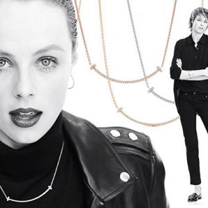 New York state of mind: watch Edie Campbell's video for Tiffany & Co.
