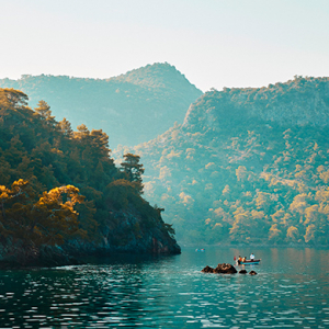 Travel diary: cruising Turkey's south coast