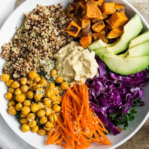 The Buddha bowl: are you getting yours?