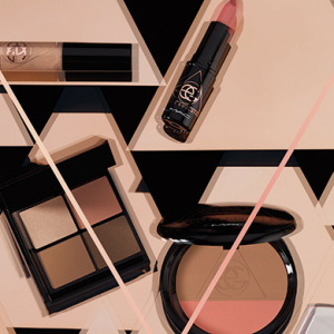 Ellie Goulding's M.A.C. make-up collection is finally here