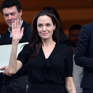 Angelina Jolie is teaching a Masters at the London School of Economics