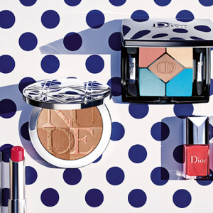 Currently coveting: Dior's dotty new make-up