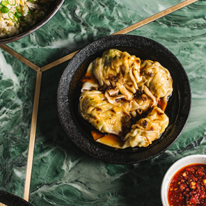 East London is Paddington's new dumplings den