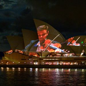 Google has partnered with the Opera House on a BIG initiative