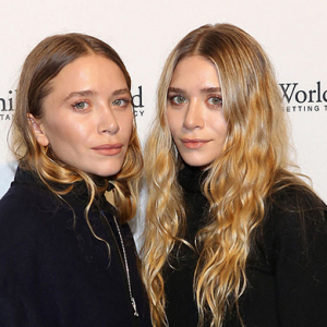 The Olsen twins have posted their first EVER selfie