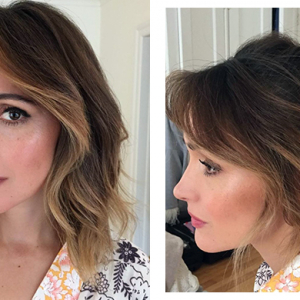 Chop and change: a celeb hair stylist on the season's new cut
