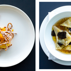 Pasta heaven: the 6-course tasting event for serious addicts