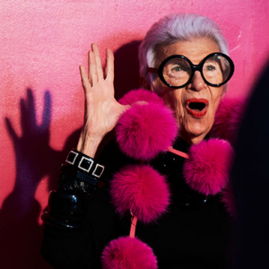 Iris Apfel emojis are coming!