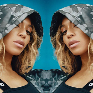 Beyoncé calls on the family for the new Ivy Park collection