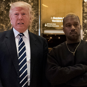 Kanye publicly withdraws his support for Trump